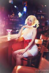 Catherine - Stray Sheep Bar by IscariotElian