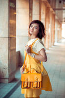 Sunny girl by IscariotElian