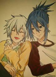 #311 Nezumi and Shion by MeowImAvery