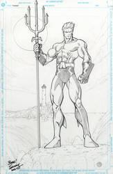 Aquaman by sunny615