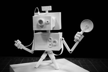 Zoebot by RacheMc125