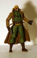 Orson Randall Iron Fist Figure by JasonCasteel