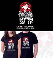 Ghost Troopers by JasonCasteel