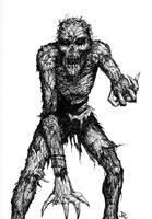 Zombie by JasonCasteel
