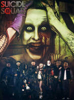 The Suicide Squad by SimmonBeresford