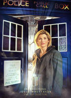 The 13th Doctor by SimmonBeresford