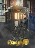 The 13th Doctor costume by SimmonBeresford