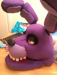 Purple Fiend by KasaraWolf