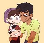 Sean and Ray and Blackjack by TankySina