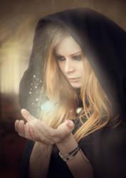 Magic-Yielding by OanaOaniii