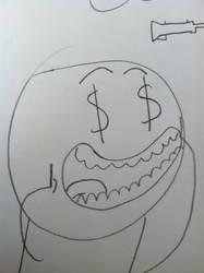 $eeing Dollar Sign$ by Yoshifan95