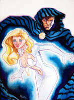 Cloak and Dagger by jFury