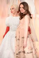 Lady Gaga and Keira Knightley by Stadla