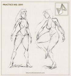 Practice002-2011 by iroc3d