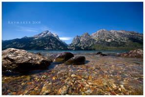 Jenny Lake by Raymaker
