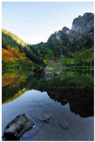 Heather Lake II by Raymaker