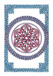 Colorful Celtic Design by Wuhven