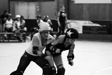 Roller Derby ! - Passera ou passera pas ? by SoZuKiTa