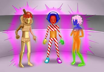 Candykids by DonPretzel