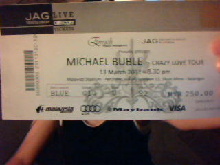 Michael Buble by Ming96