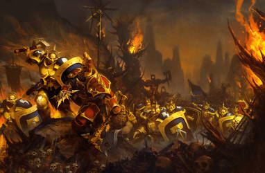 Warhammer Age of Sigmar by Doo-chun