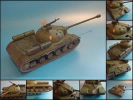 IS-3 heavy tank [1:76] by WormWoodTheStar