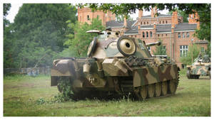PzKpfw V Panther by WormWoodTheStar