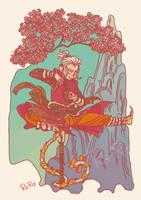 Sun Wukong - Monkey King by RaRo81