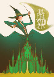 The Emerald City by RaRo81