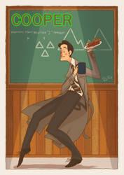 Cooper - Twin Peaks by RaRo81