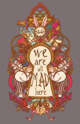 Alice in Wonderland by RaRo81