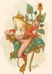 The Frog Prince by RaRo81