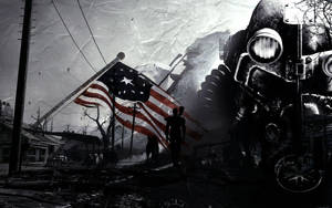 Fallout 3 Wallpaper by insert-disk-2