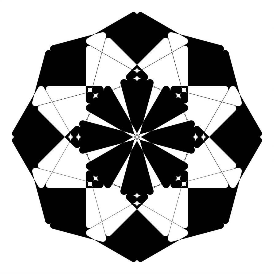 Triangular 45 by azieser