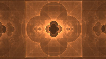 meditative gate by azieser