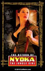 Nyoka the Jungle Girl Returns by accomics