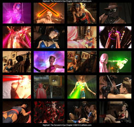 Nightveil Movie Screencaps by accomics