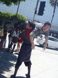 Anime Expo 2012- You Brother Traitor by relzodiac