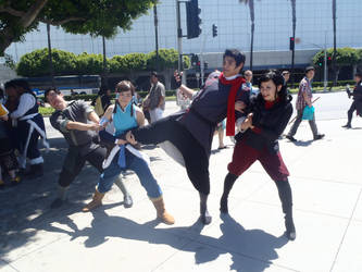 Anime Expo 2012- Leave some ladies for the rest us by relzodiac