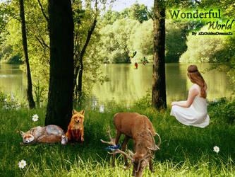 Wonderful World by zZzGoldenDreamzZz