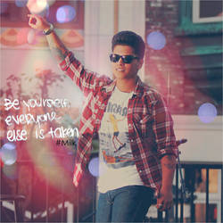 Bruno Mars by zZzGoldenDreamzZz