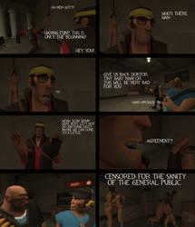 The Kidnap PART 2 by El-Rado