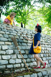 Kiki's Delivery Service by hexlord