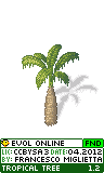 TropicalTree by oldschoolpixels