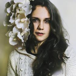Portrait of Kasia by losesprit