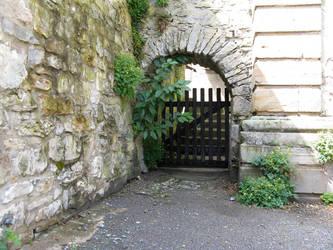 gate by alicepopkorn