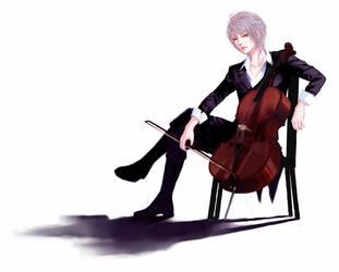 cello by jounetsunoakai