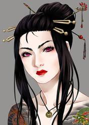 Commission-Iki by jounetsunoakai