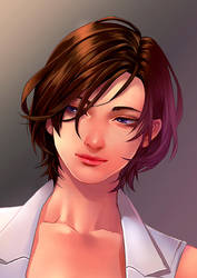 Commission-Elizabeth by jounetsunoakai