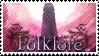 Folkore Stamp by Lumela